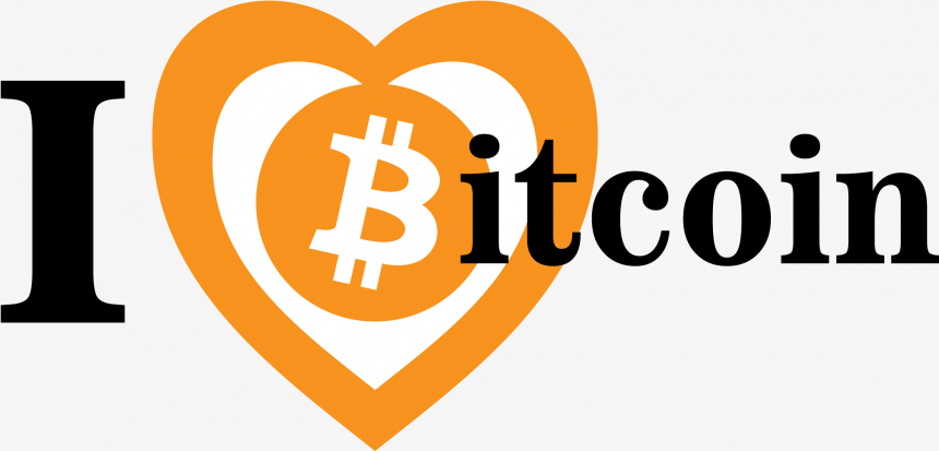 Bitcoin Logo Png I Love Bitcoin T Shirt Design Vector Based Pdf File Hd Png Download 391335 Png Images On Pngarea