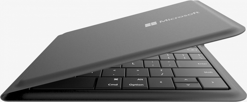 Keyboard Png - Microsoft Foldable Keyboard, HD Png Download (#662084), PNG Images on PngArea