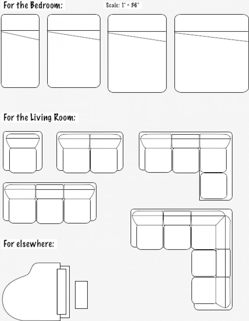 Floor Plan Png Floor Plan Furniture Symbols Hd Png Download 4273687 Png Images On Pngarea