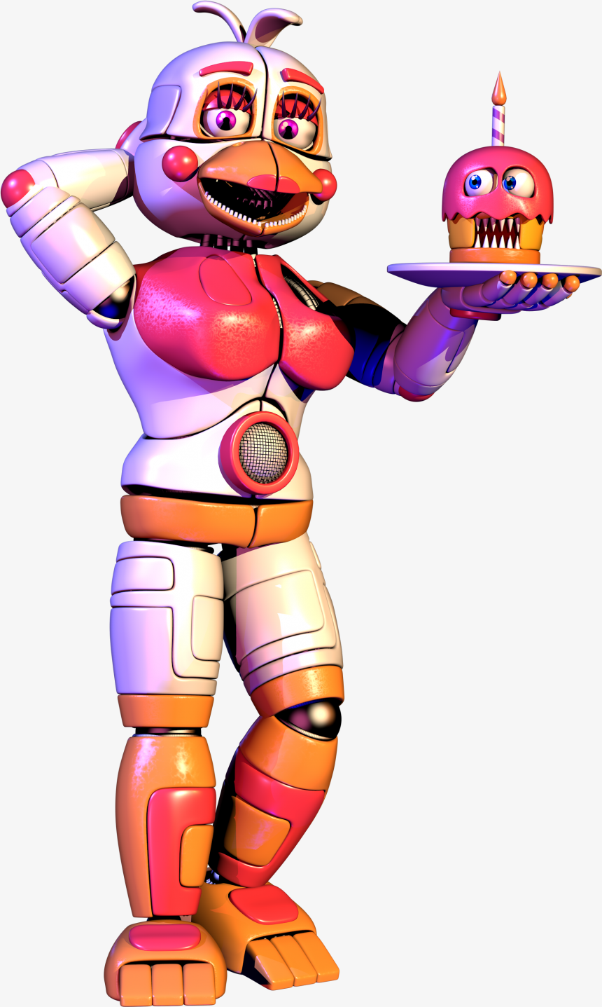 Chica hot fnaf Chica