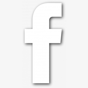 And black white icon png facebook Icon Facebook
